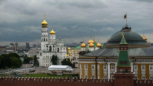 Kremlin de Moscú, Rusia (archivo) - Sputnik Mundo