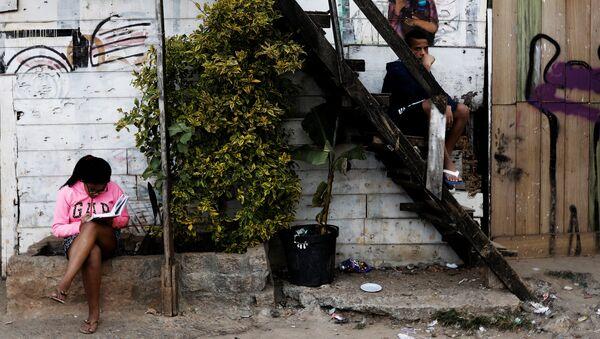 Los ciudadanos de Brasil (imagen referencial) - Sputnik Mundo