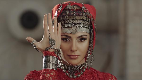 Sirusho, cantante armenia - Sputnik Mundo