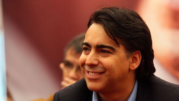 Marco Enríquez-Ominami, candidato presidencial chileno - Sputnik Mundo