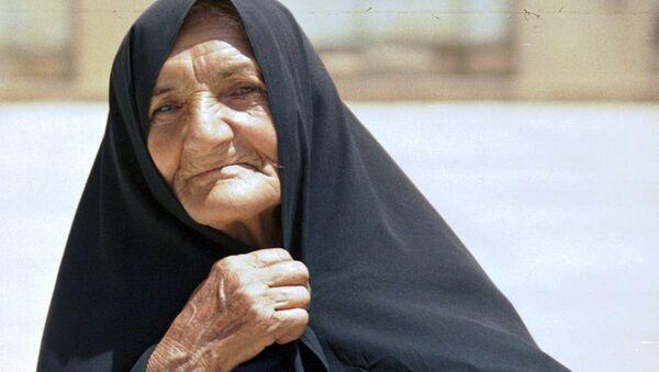 Mujer iraní - Sputnik Mundo