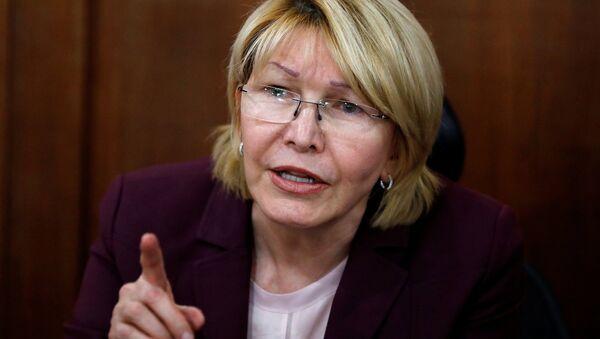 Luisa Ortega, Fiscal General de Venezuela (archivo) - Sputnik Mundo