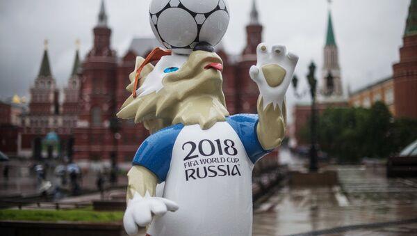 Mascota oficial de la Copa Confederaciones 2017 y Mundial 2018 - Sputnik Mundo