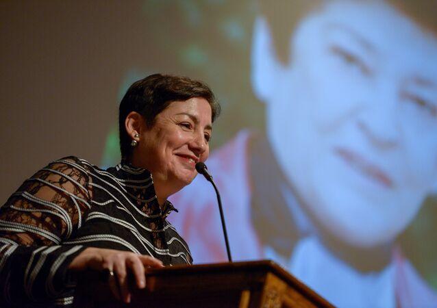 Beatriz Sánchez, excandidata del Frente Amplio de Chile (archivo)