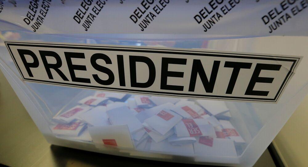 Se inicia la apertura de mesas en Chile para elecciones primarias