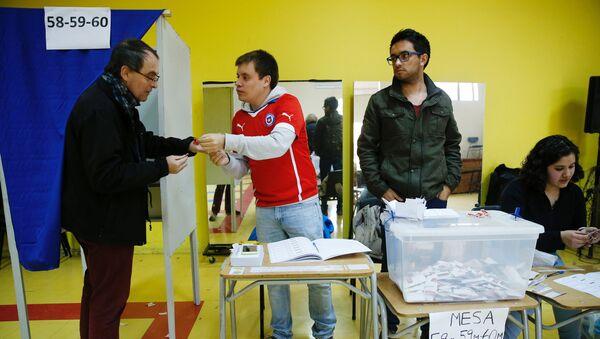 Elecciones primarias en Chile - Sputnik Mundo
