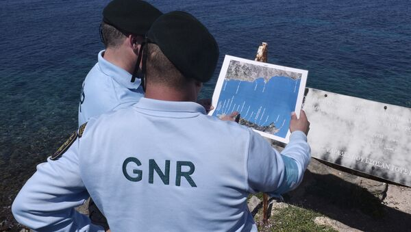 Guardia Costera de Grecia - Sputnik Mundo