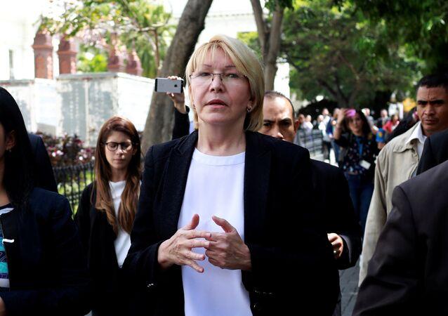 Luisa Ortega, Fiscal General de Venezuela