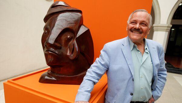José Luis Cuevas, pintor y escultor rebelde mexicano - Sputnik Mundo