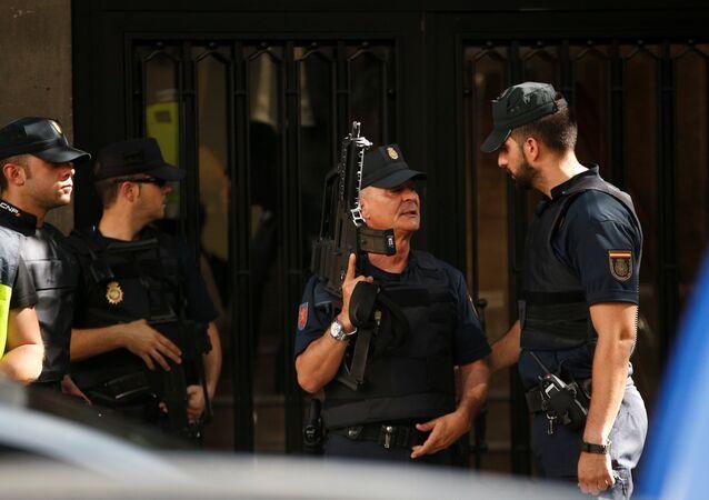Policía de España (archivo)