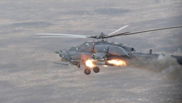 Mi-28N Cazador Nocturno (archivo) - Sputnik Mundo