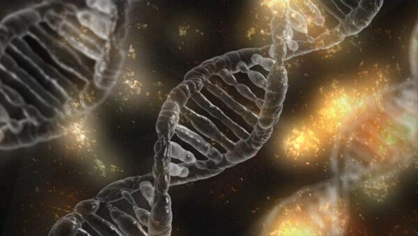 ADN (imagen referencial) - Sputnik Mundo