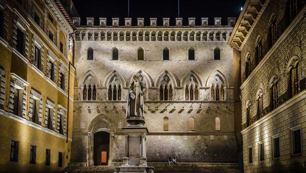 Banca Monte dei Paschi di Siena S.p.A. - Sputnik Mundo
