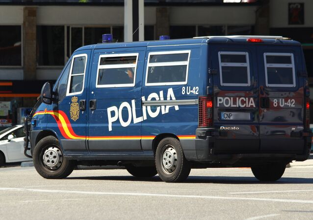 Policía Nacional de España (archivo)