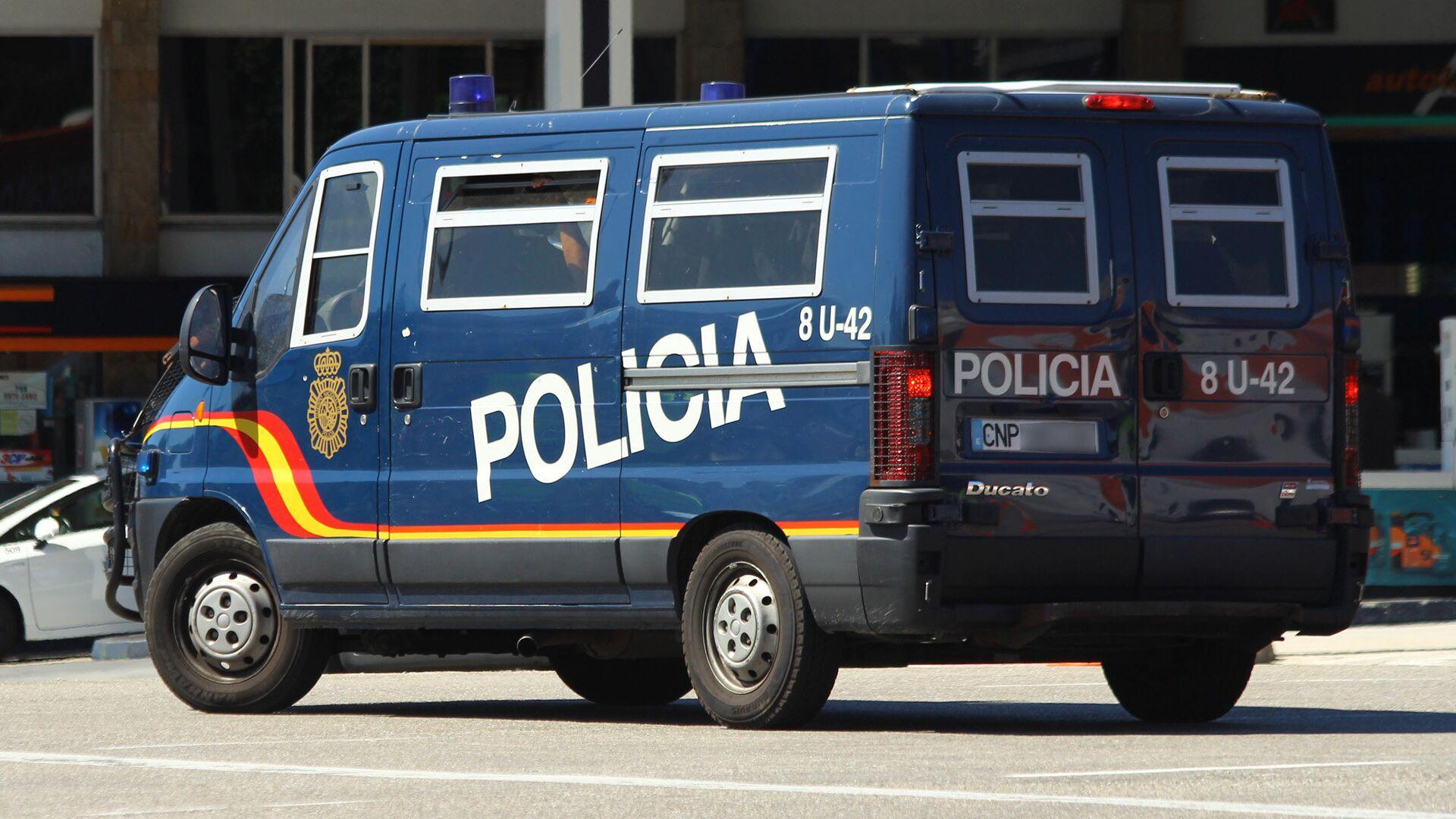 Policía Nacional de España (archivo) - Sputnik Mundo, 1920, 13.04.2021