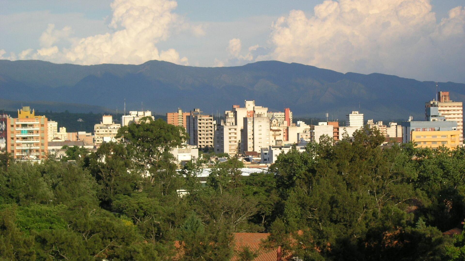 San Salvador de Jujuy - Sputnik Mundo, 1920, 28.06.2021
