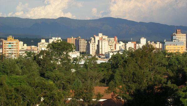 San Salvador de Jujuy - Sputnik Mundo
