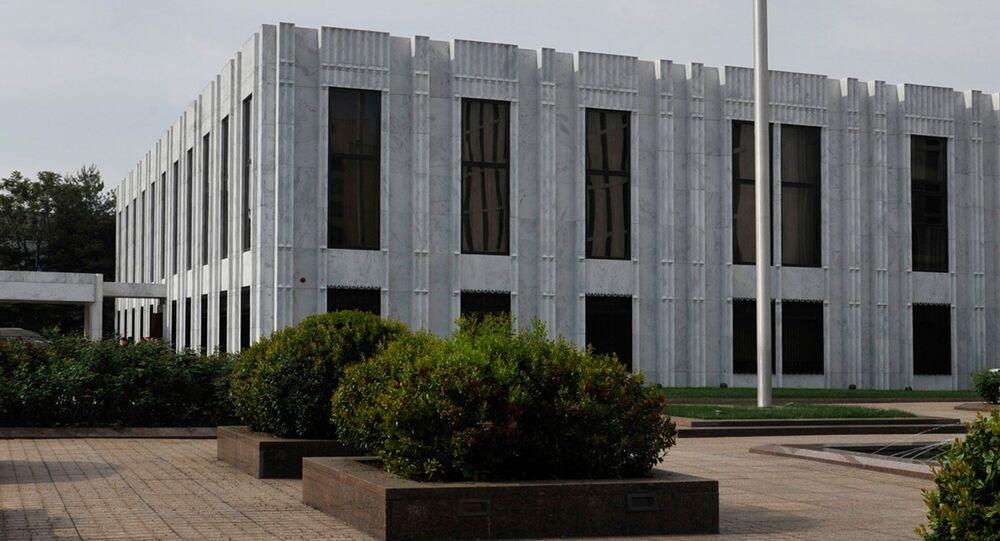 Embajada de Rusia en Washington