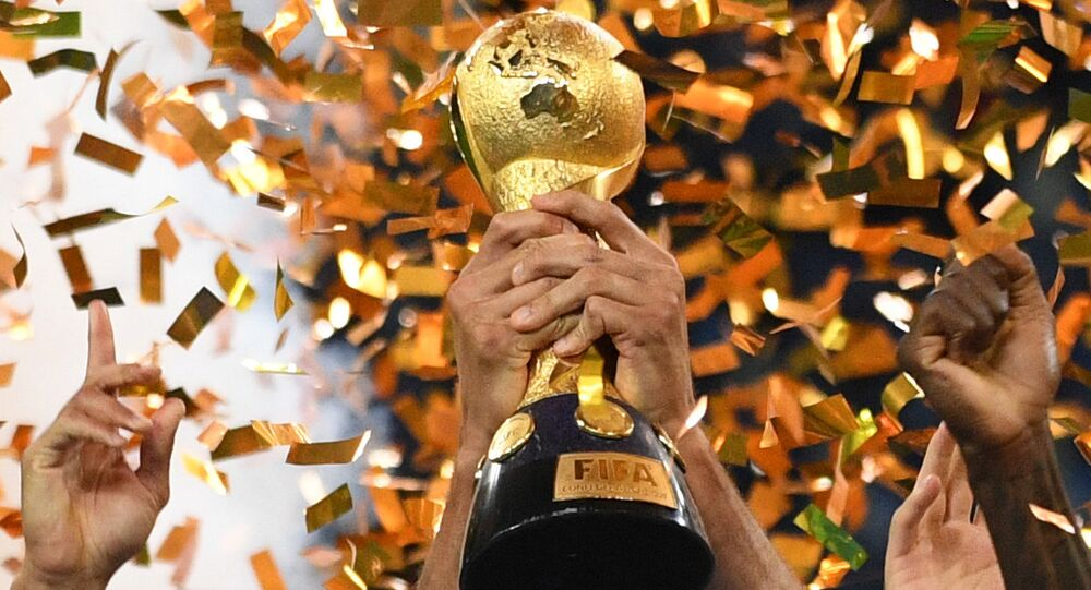 Trofeo del ganador de la Copa de Confederaciones