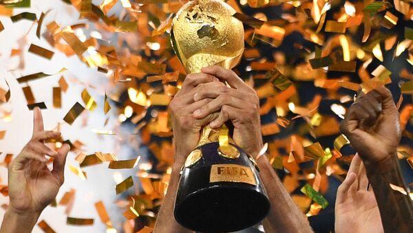 Trofeo del ganador de la Copa de Confederaciones - Sputnik Mundo