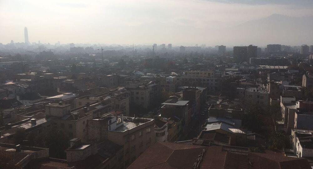 Santiago, Chile (archivo)