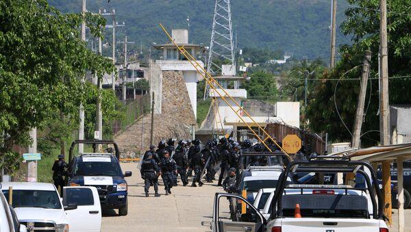 Penal de Las Cruces, México - Sputnik Mundo