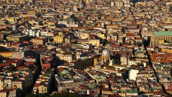 Nápoles, Italia - Sputnik Mundo