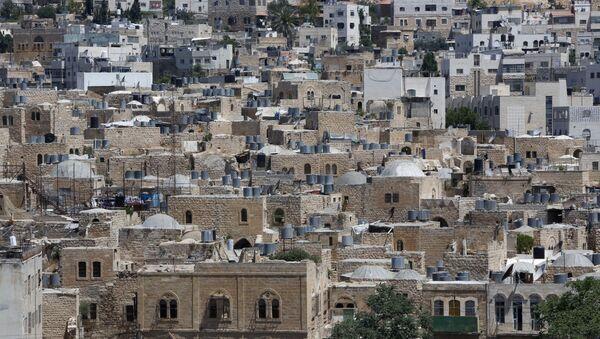 Antigua ciudad palestina de Hebrón - Sputnik Mundo