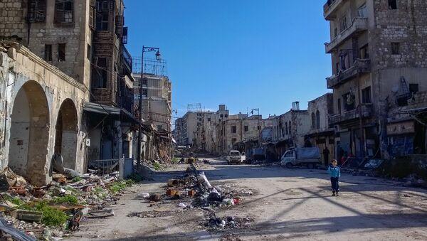 Provincia Alepo, Siria - Sputnik Mundo