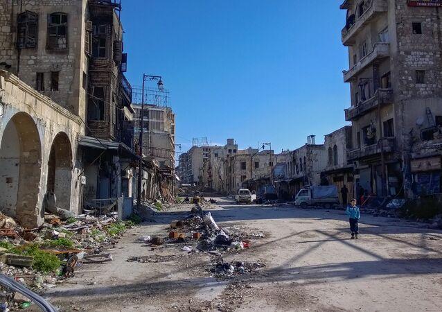 Provincia Alepo, Siria