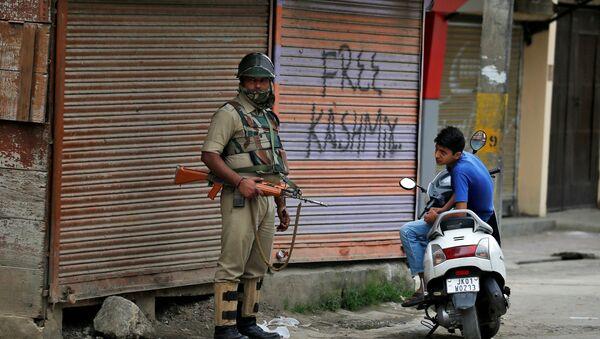 Situación en Jammu y Cachemira - Sputnik Mundo