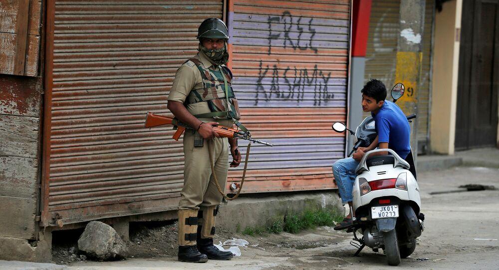 Situación en Jammu y Cachemira
