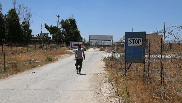La provincia de Al Quneitra, Siria - Sputnik Mundo