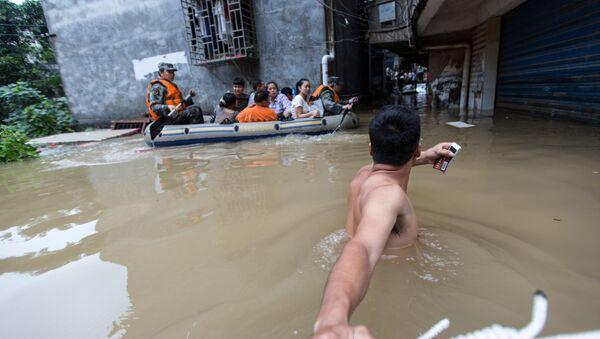Inundaciones (archivo) - Sputnik Mundo