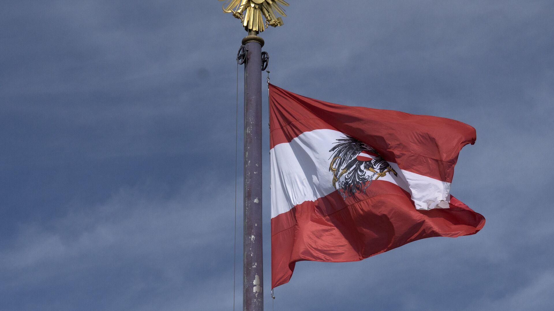 Bandera de Austria - Sputnik Mundo, 1920, 18.05.2021