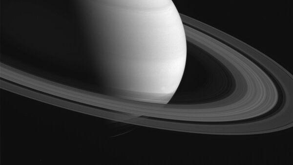 El planeta Saturno - Sputnik Mundo