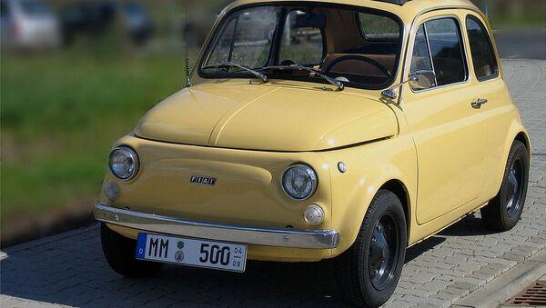 Fiat 500 Cinquino - Sputnik Mundo