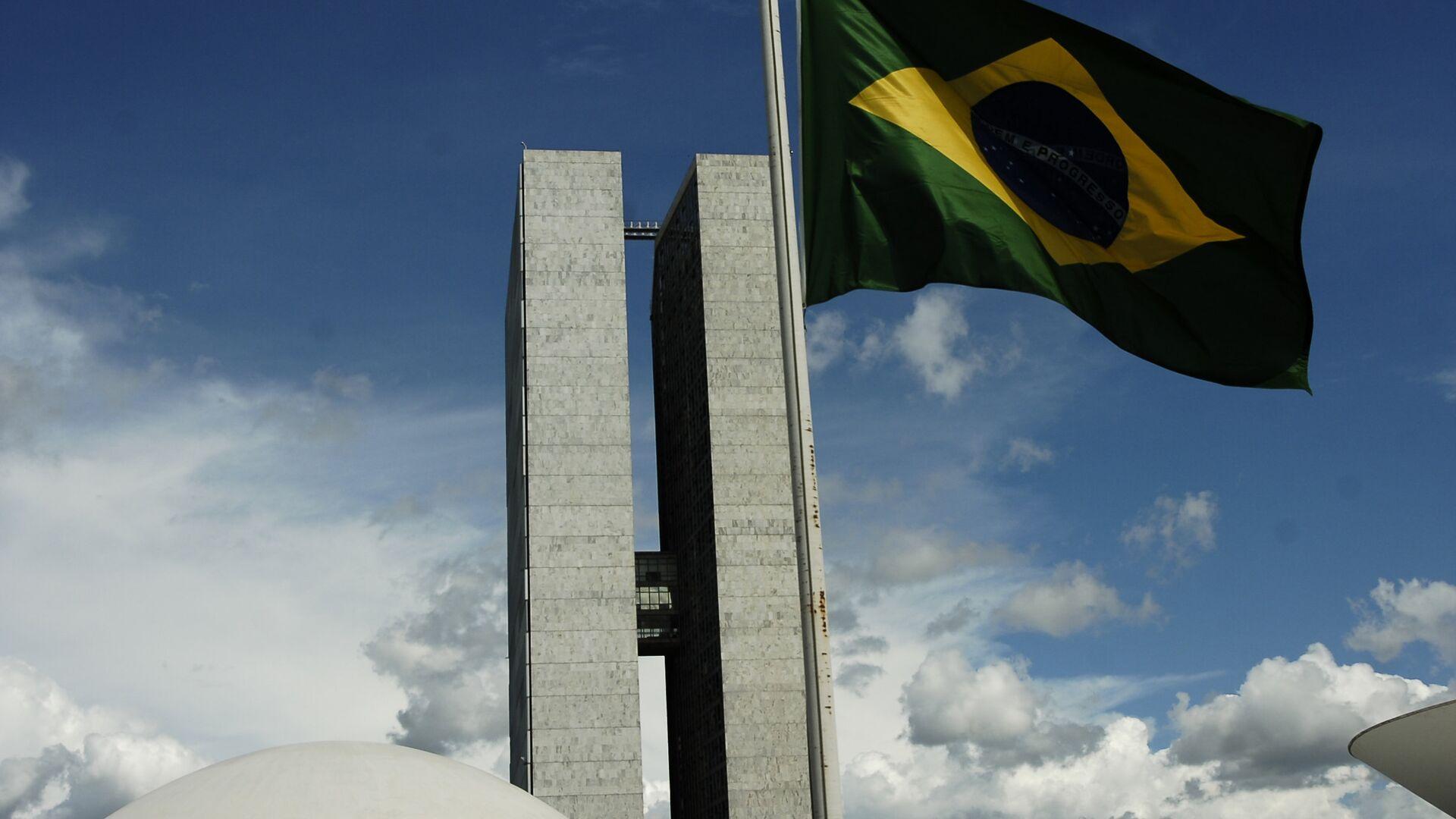 Senado de Brasil - Sputnik Mundo, 1920, 27.04.2021
