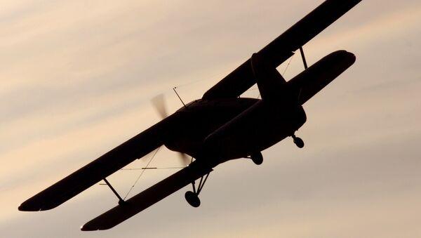 El avión An-2 (archivo) - Sputnik Mundo