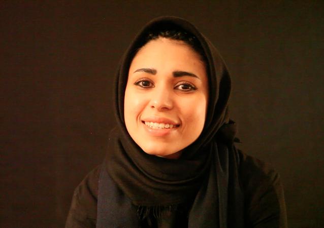 Shamsia Hassani, la primera grafitera afgana