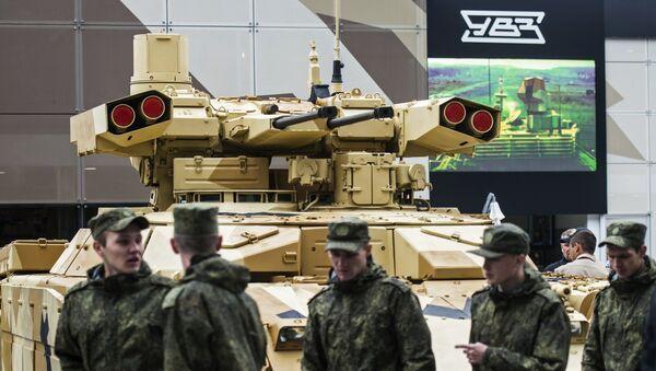 Международный военно-технический форум Армия-2016. День четвертый - Sputnik Mundo