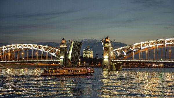 San Petersburgo, imagen ilustrativa - Sputnik Mundo