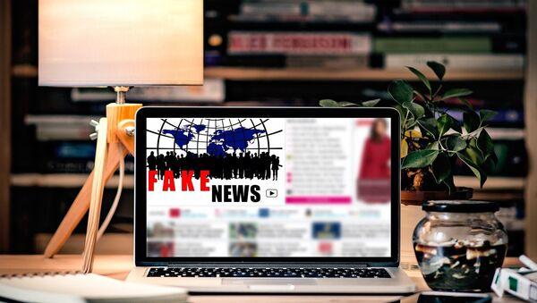 Fake news - Sputnik Mundo