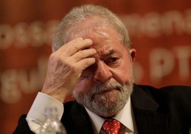 Luiz Inácio Lula da Silva, expresidente brasileño (archivo)