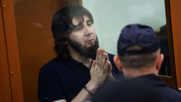 Zaur Dadáev, el checheno condenado por el asesinato de Boris Nemtsov - Sputnik Mundo