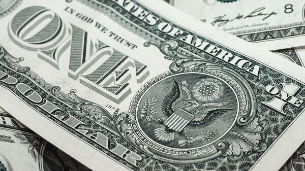 Dólar, moneda de EEUU - Sputnik Mundo
