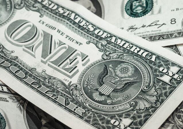 Dólar, moneda de EEUU