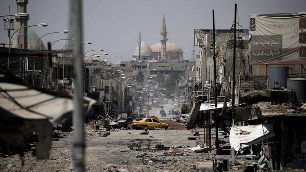 Mosul, Irak (Archivo) - Sputnik Mundo