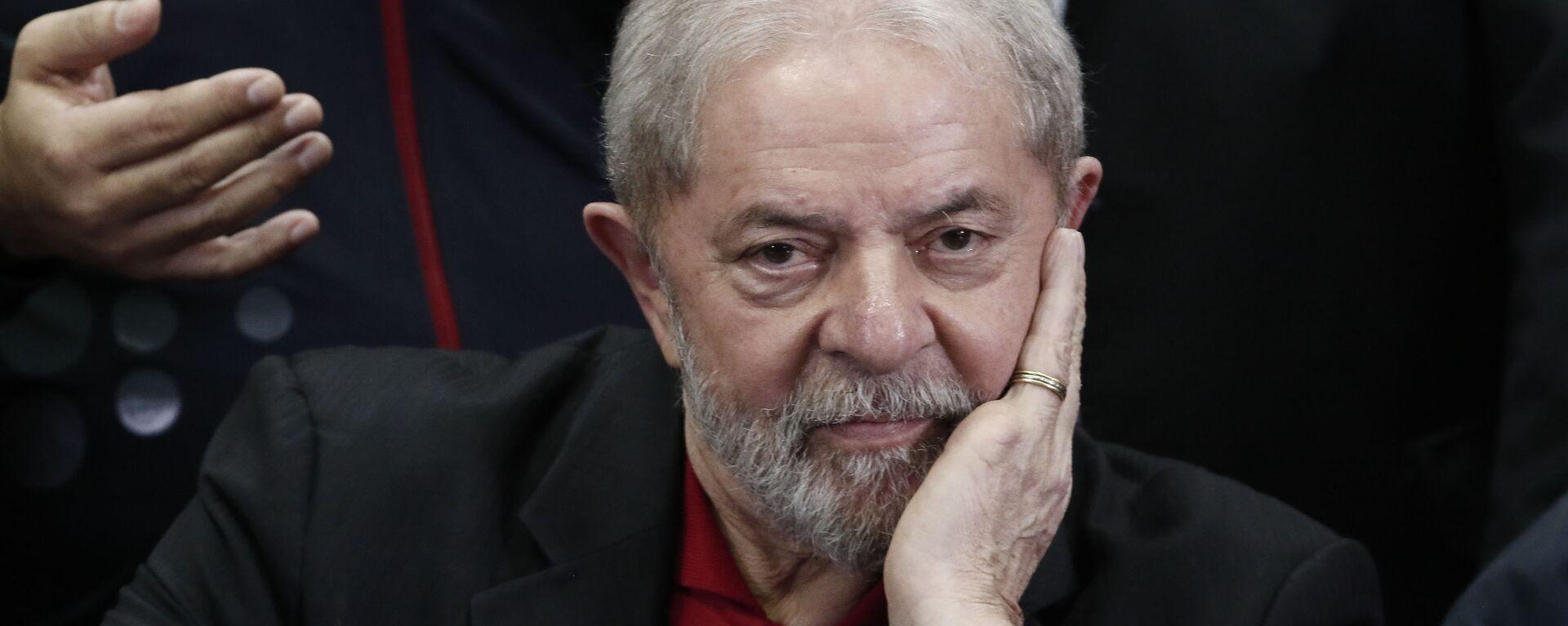 Luiz Inácio Lula da Silva, expresidente brasileño - Sputnik Mundo, 1920, 11.08.2021