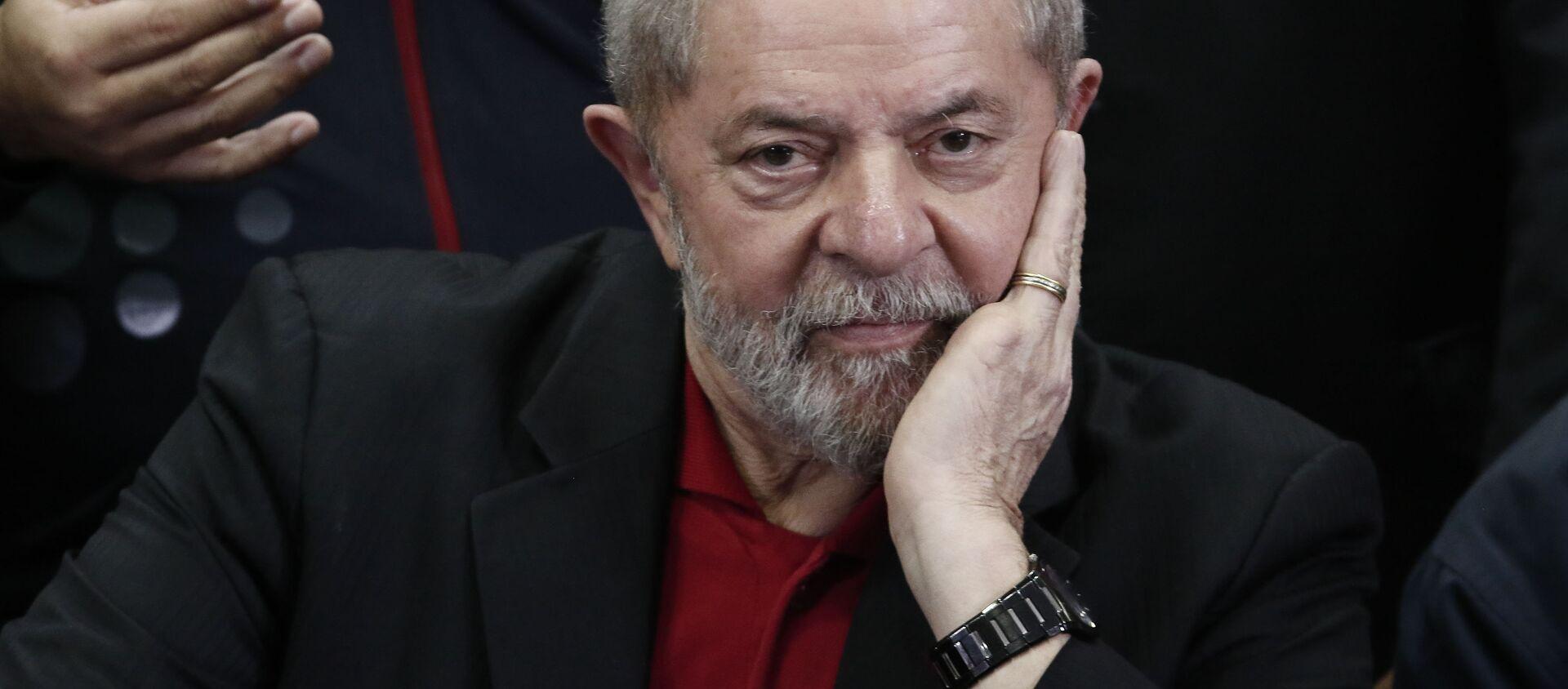 Luiz Inácio Lula da Silva, expresidente brasileño - Sputnik Mundo, 1920, 10.06.2019